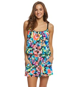 45de6ebd9922 Women s Aquatic Fitness Swim Dresses at SwimOutlet.com