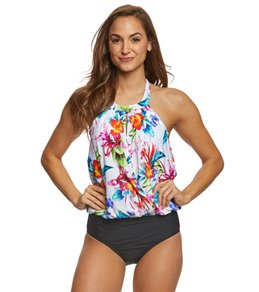 e0701b96e9 Women's Missy Blouson One Piece Swimsuits at SwimOutlet.com