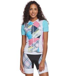 DeSoto Femme Skin Cooler Short Sleeve Tri Top