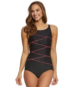 Active Spirit Captivating High Neck Swimsuit