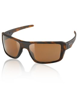 Oakley Men's Double Edge PRIZM Lens Sunglasses