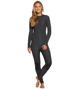 Billabong Women's 4/3MM Synergy Back Zip Fullsuit