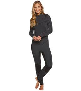Billabong Women's 4/3MM Synergy Chest Zip Fullsuit