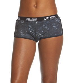 Akela Surf Women's Society Duck Tex Bikini Bottom