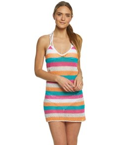 Body Glove Tsura Crochet Tank Dress