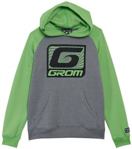 Grom Boys' Vortex Pull Over Fleece (Big Kid)