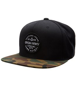 Grom Boys' Tactile Cap (Big Kid)