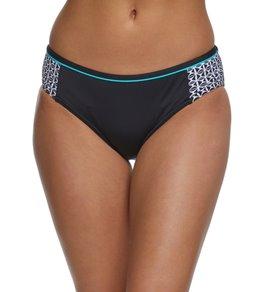 Jag Tiki Geo Retro Bikini Bottom