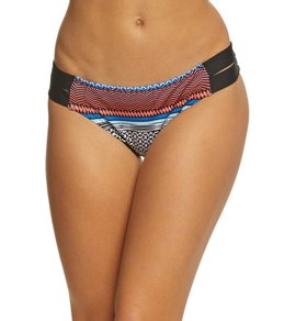 Jag Ombre Stripe Retro Bikini Bottom