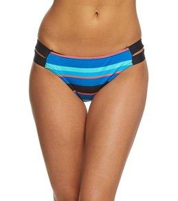 Jag Rugby Stripe Retro Bikini Bottom