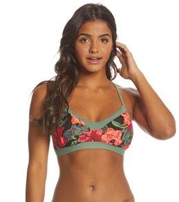Eidon Tanna Madison Fixed Triangle Bikini Top (D Cup)
