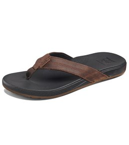 Reef Men's Cushion Bounce Phantom Leather Flip Flop