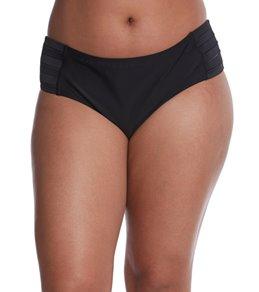 Skye Plus Size Solid Kira Bikini Bottom