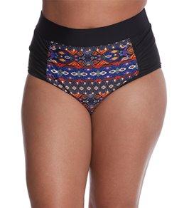daf5ccba455 Skye Plus Size Zacatecas Waverly Bikini Bottom