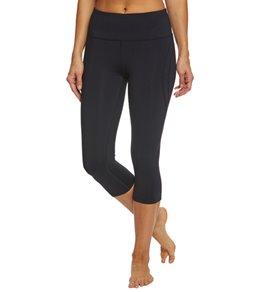 Shape Activewear Women's Hi Rise SS Seam Capri