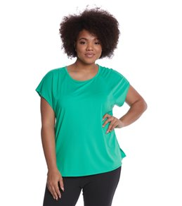 Shape Activewear Women's Playa Plus Size Tee