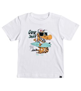 Quiksilver Boys' From Old Times Short Sleeve Tee (Little Kid)