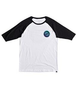 Quiksilver Boys' International Ragan 3/4 Sleeve Tee Shirt (Big Kid)