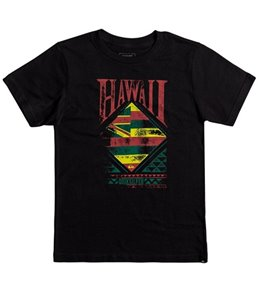Quiksilver Boys' Island Time Tee Shirt (Big Kid)