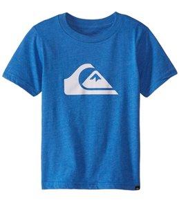 Quiksilver Boys' Logo Tee (Little Kid)