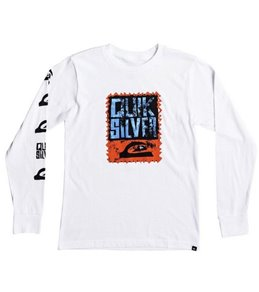 Quiksilver Boys' Awaken the Vibe long Seeve Tee (Big Kid)