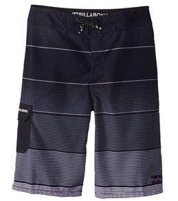 Billabong Boys' All Day OG Stripe Boardshort (Big Kid)