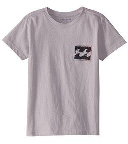 Billabong Boys' Psycho Wave Tee Shirt (Little Kid)
