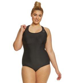 Nike Women's Plus Size Epic One Piece Swimsuit