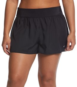 Nike Women's Plus Size Boardshort Bottom