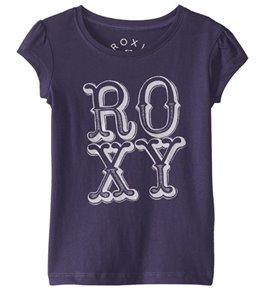 Roxy Girls' My Sun My Earth Short Sleeve Tee (Little Kid)
