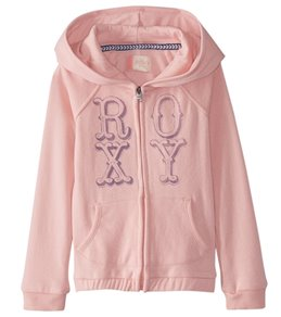 Roxy Girls' Holding On Zipped Hoodie (Little Kid)