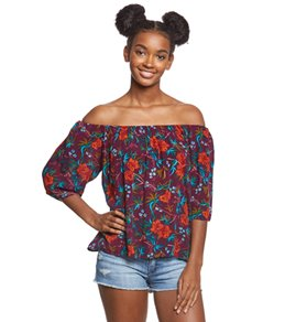 Volcom Fresh As Off Shoulder Top