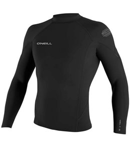 O'Neill Men's Hyperfreak 1.5MM Long Sleeve Pullover Wetsuit Jacket