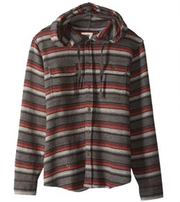 Vissla Men's Pumphouse Hooded Flannel