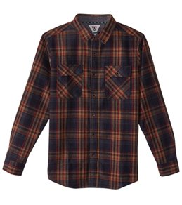 Vissla Men's Woodhaven Wool Flannel