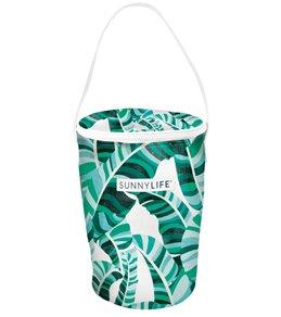 SunnyLife Cooler Bucket Bag Banana Palm