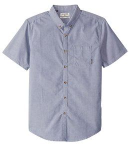Billabong Men's All Day Oxford Short Sleeve Shirt