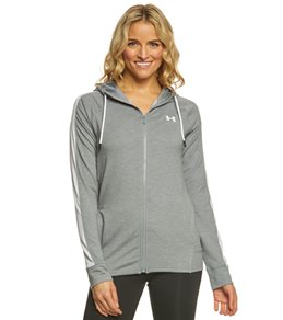 Under Armour Women's Featherweight Fleece Full Zip