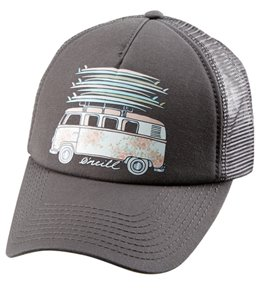 O'Neill Girls' Night Watch Trucker Hat (Big Kid)