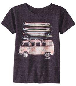 O'Neill Girls' Surf Trip Tee Shirt (Toddler, Little Kid)