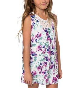O'Neill Girls' Lia Tank Dress (Toddler, Little Kid)