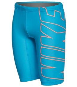 Nike Men's Nike Logo Jammer Swimsuit