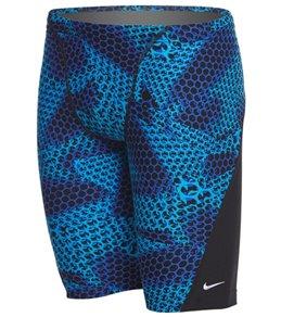 나이키 맨 강습용 5부 수영복 Nike Mens Nova Spark Jammer Swimsuit