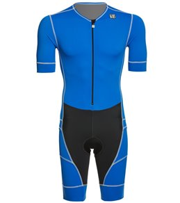 DeSoto Men's Mobius Short Sleeve Custom Tri Suit