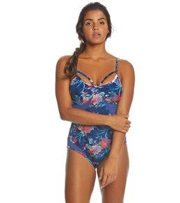 7ba5ea5e6b00b Betsey Johnson Midnight Garden 2 One Piece Swimsuit