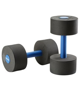 Sporti Aquatic Fitness Medium Dumbbells Water Weights