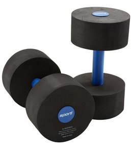 Sporti Aquatic Fitness Heavy Dumbbells Water Weights