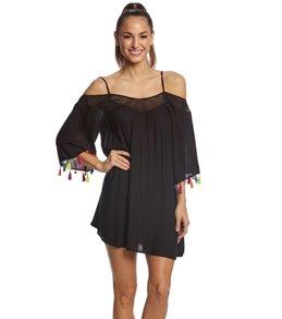 Nanette Lepore Cha Cha Cha Off The Shoulder Dress