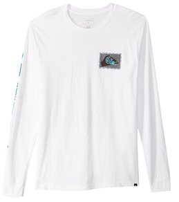 Quiksilver Men's Shakka Long Sleeve Tee