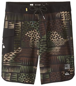 Quiksilver Men's The Scallop Hawaii 20 Boardshort